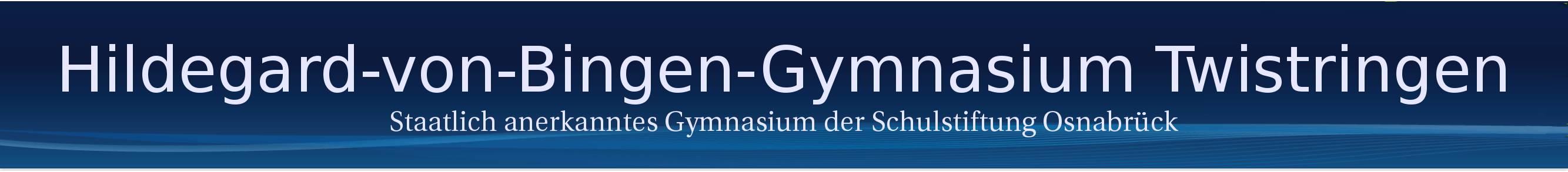 Hildegard-von-Bingen-Gymnasium Twistringen